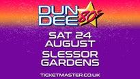 Dun-Dee 80s Festival