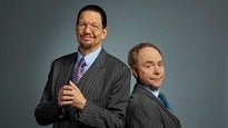 More Info AboutPenn & Teller - Seated - Platinum Seating