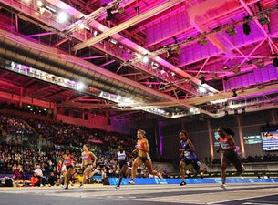 Muller Indoor Grand Prix Glasgow Tickets