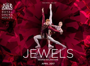 Jewels - Royal Opera House Tickets