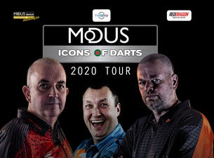 Icons of Darts