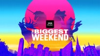 More Info AboutBBC Music's Biggest Weekend - Belfast - Friday 25th May 2018