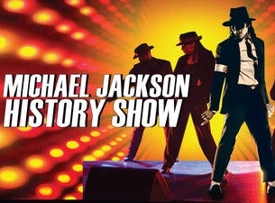 Michael Jackson the History Show Tickets