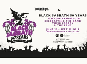Home of Metal: Black Sabbath