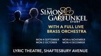 The Simon & Garfunkel StoryTickets