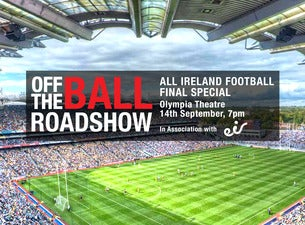 Newstalk Off The Ball Roadshow Tickets