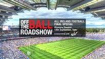 Newstalk Off The Ball RoadshowTickets