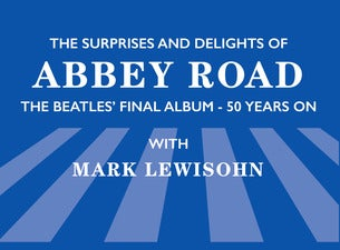 The Beatles Hornsey Road with Mark Lewisohn