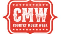 Country Music WeekTickets