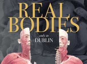 Real Bodies Tickets