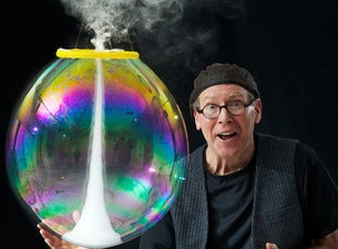 The Amazing Bubble ManTickets