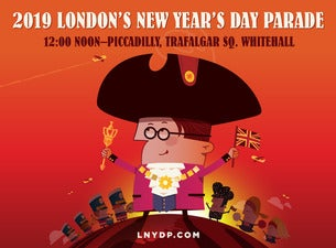 London's New Year's Day Parade (LNYDP) and Concert Series