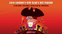 London's New Year's Day Parade: Whitehall Disabled Viewing Area
