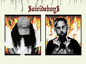 $uicideboy$Tickets
