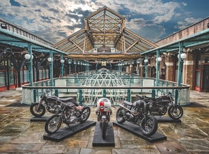 The Bike Shed Motorcycle Show London