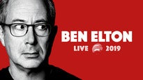 Ben Elton: Work In Progress