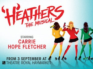 Image result for heathers the musical