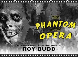 Roy Budd's The Phantom of the OperaTickets
