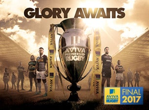 Aviva Premiership Rugby Final 2016 - Hospitality Package