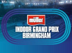 Indoor Grand PrixTickets
