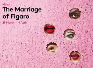 The Marriage of Figaro - English National Opera Tickets