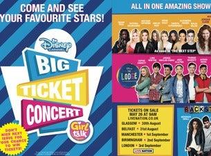 The Big TicketTickets