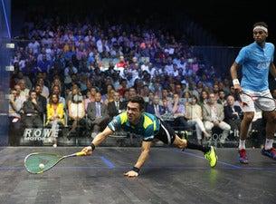 Allam British Open Squash Championships