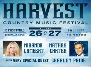 Harvest 2017 Country Music FestivalTickets
