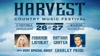 Harvest 2017 Country Music Festival Tickets