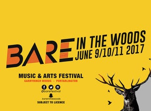 Bare In The Woods Tickets