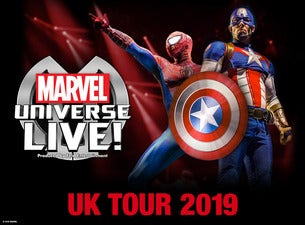 Marvel Universe LIVE! Tickets | More Family & Attractions in