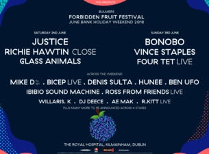 Forbidden Fruit Tickets
