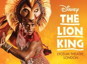 The Lion KingTickets
