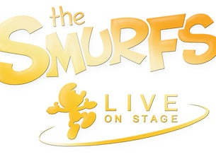 The Smurfs Live On StageTickets