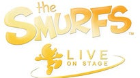 The Smurfs Live On Stage Tickets