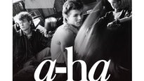 A-HA - Hunting High and Low Tour - VIP Package
