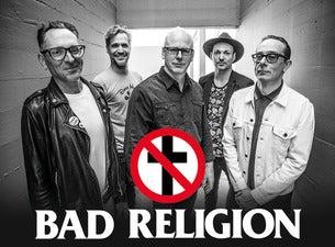 Bad ReligionTickets