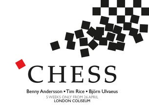Chess The Musical Tickets