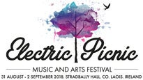 More Info AboutElectric Picnic 2018 - Campervan / Caravan Pass