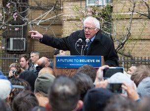 Bernie SandersTickets