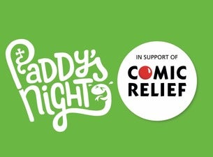Paddy's Night In support Of Comic Relief Tickets