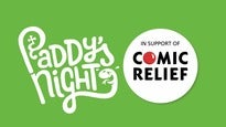 More Info AboutPaddy's Night In support Of Comic Relief
