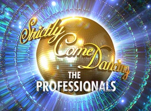 Strictly Come Dancing - The Professionals