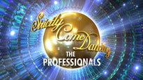 Strictly Come Dancing the Professionals Tour 2020