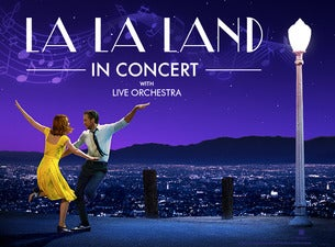 La La Land Tickets