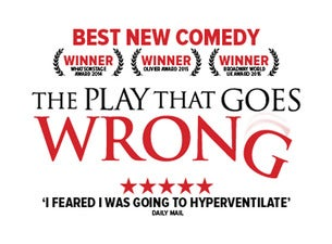 The Play That Goes Wrong (Touring)Tickets