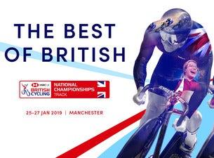 British Cycling National Track ChampionshipsTickets