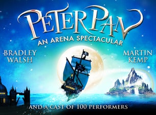 Peter Pan – An Arena Spectacular Tickets