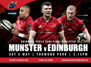 Munster Rugby Tickets