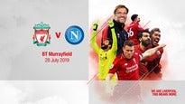 Liverpool FC v SSC Napoli
